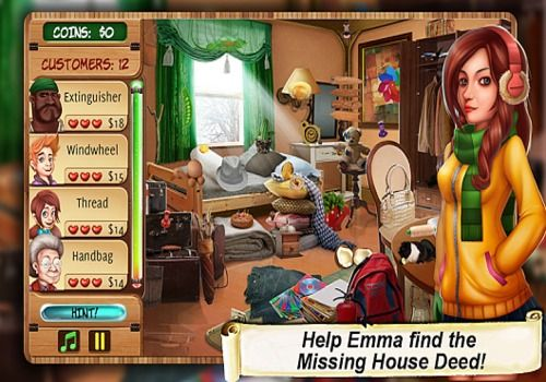 Telecharger Hidden Object Home Makeover 2