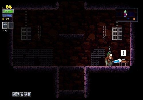 Telecharger Rogue Legacy