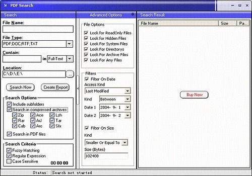 Telecharger PDF Search