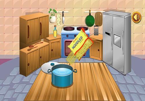 Telecharger Nouilles maker jeu de cuisine
