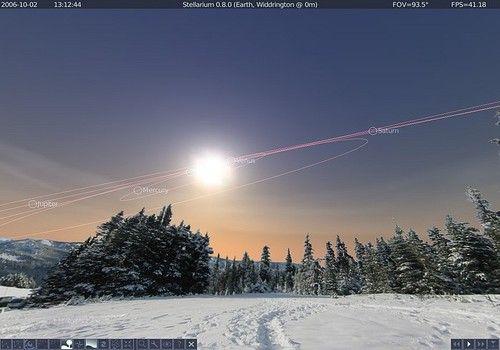 Telecharger Stellarium Mac