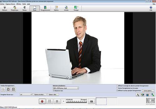 Telecharger Debut - Logiciel d'enregistrement vidéo gratuit