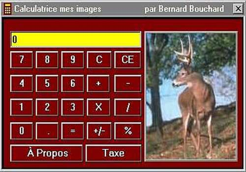 Telecharger Calculatrice mes images