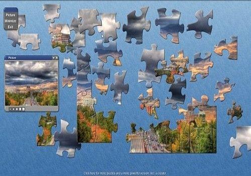 Telecharger PuzzleNature