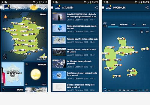 Telecharger La Chaine Meteo Android