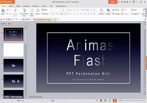 Telecharger WPS Office 2016