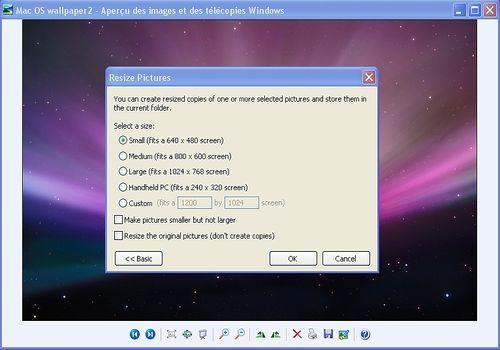 Telecharger Microsoft Image Resizer