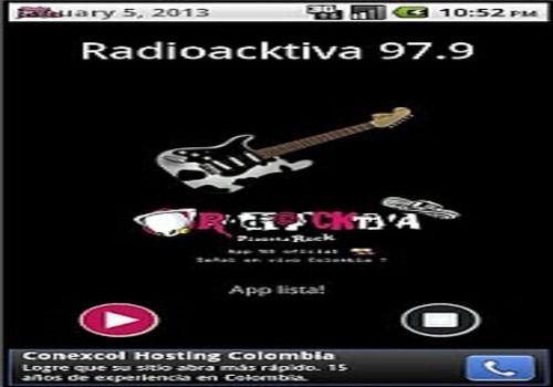 Telecharger Radioacktiva el planeta ROCK