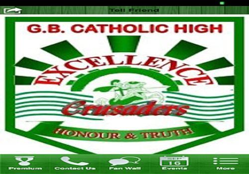 Telecharger G.B. C.H.S. Crusaders