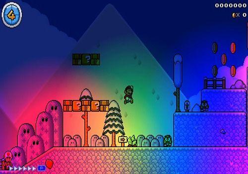 Telecharger Super Mario Eclipse