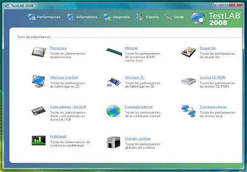 testlab 2008 gratuit