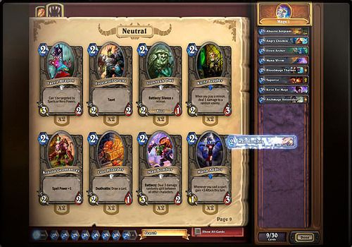 Telecharger Hearthstone : Heroes of Warcraft