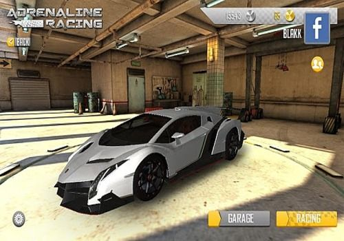 Telecharger Adrenaline Racing: Hypercars