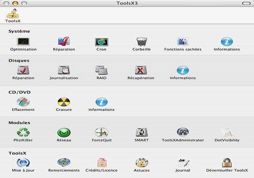 Telecharger ToolsX