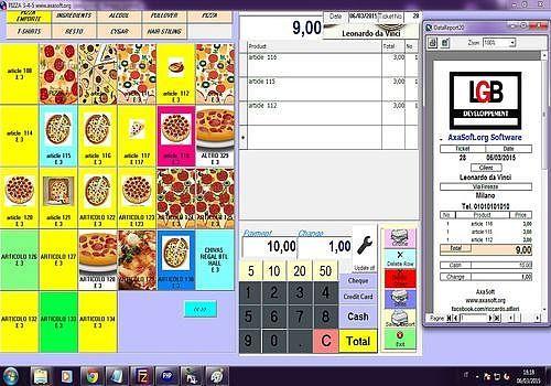 logiciel caisse restaurant gratuit telecharger