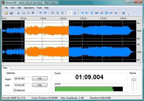 Telecharger Wave Editor