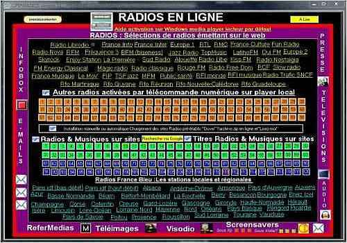 Telecharger OpenRadios