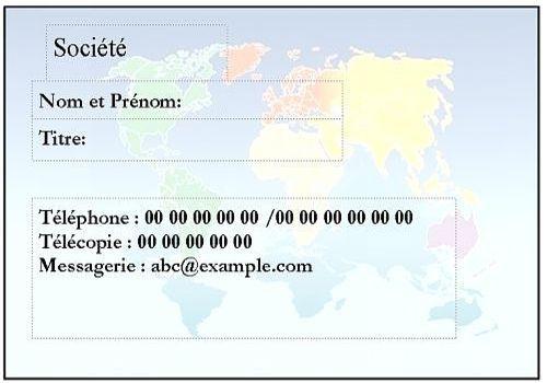 Telecharger Carte Visite Mondialisation Lisez Les Infos Sur Ce Logiciel