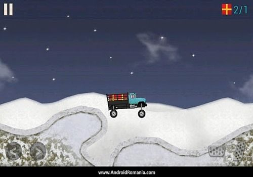 Telecharger Truck Delivery Winter Edition
