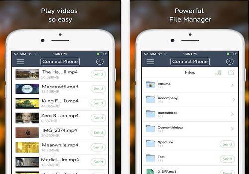Telecharger Xender (Hyper Envoi) iOS