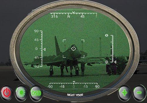 Telecharger Vision de Nuit Simulé