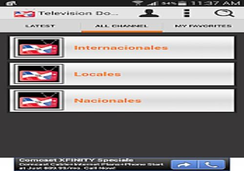 Telecharger Television Dominicana