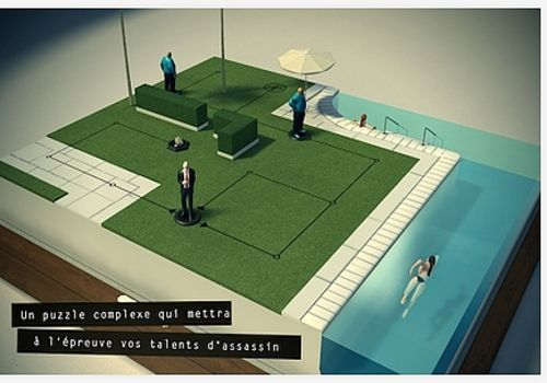 Telecharger Hitman Go Android