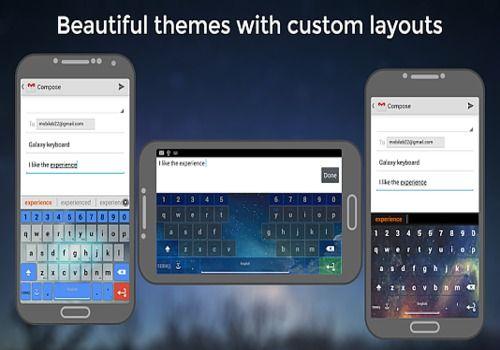 Telecharger Galaxy Keyboard
