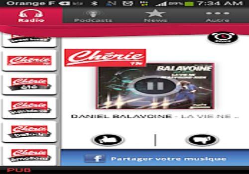 Telecharger Chérie FM