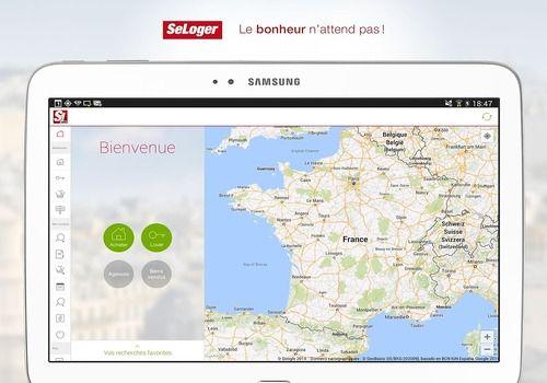 Telecharger SeLoger iOS