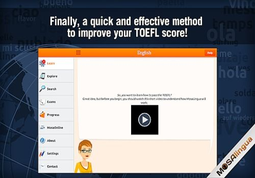 Telecharger Learn TOEFL Vocabulary