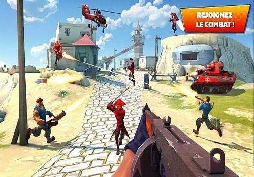 Telecharger Blitz Brigade - FPS en ligne !
