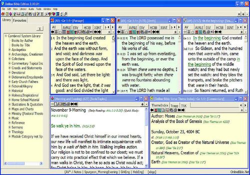 Telecharger Bible Online