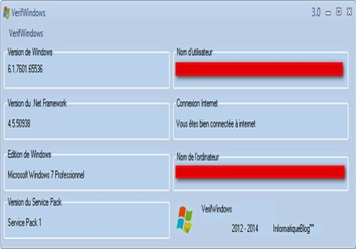 Telecharger VerifWindows