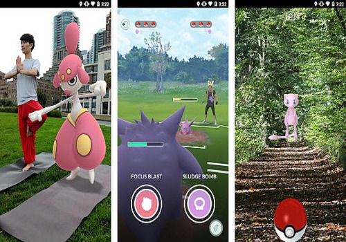 Telecharger Pokemon GO Android