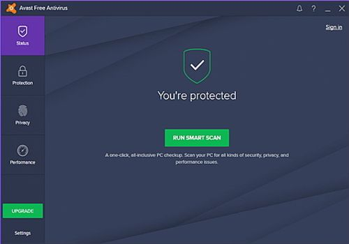 Telecharger Avast Pro Antivirus 2017