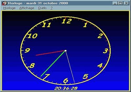 Telecharger Horloge