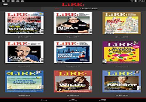 Telecharger Lire - Magazine