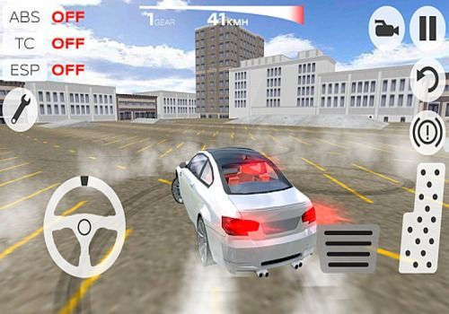 Telecharger Extreme GT Racing Turbo Sim 3D