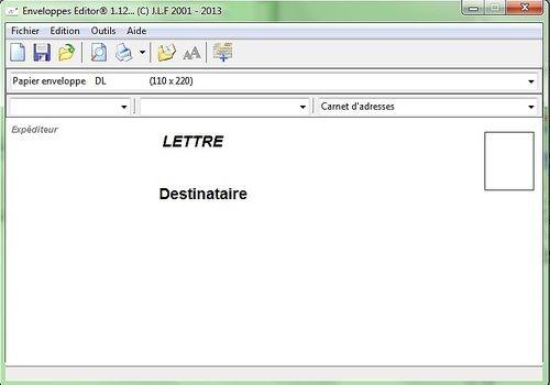 Telecharger EnveloppesEditor1.12