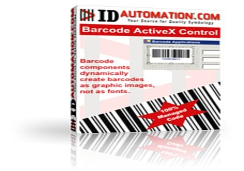 Telecharger IDAutomation 2D Barcode ActiveX Control