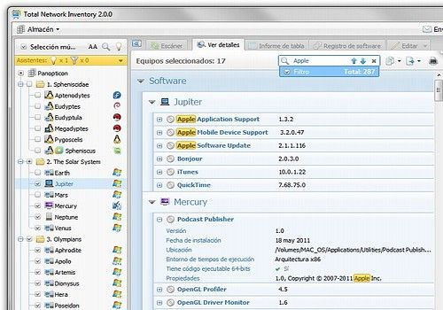 Telecharger Total Network Inventory 3.6.2