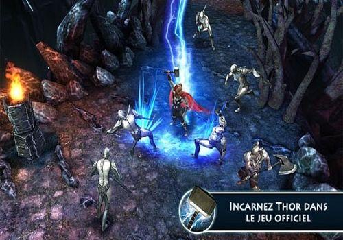 Telecharger Thor : LMDT - Le jeu officiel