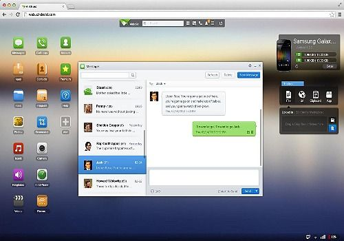 Telecharger AirDroid pour Android