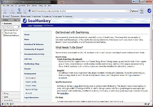Telecharger SeaMonkey