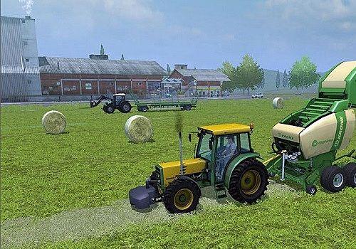Telecharger Farming Simulator 14