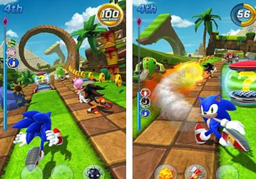 Telecharger Sonic Forces Android