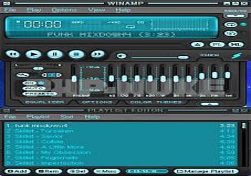 Telecharger Winamp standard