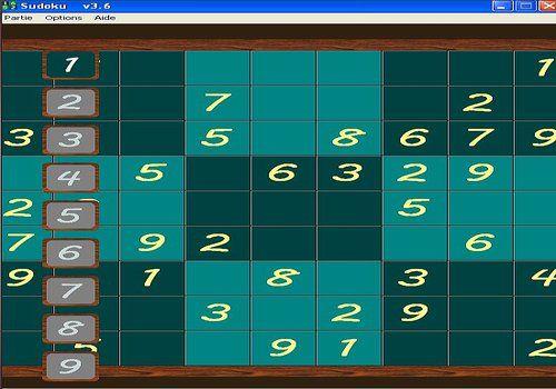 Telecharger Sudoku
