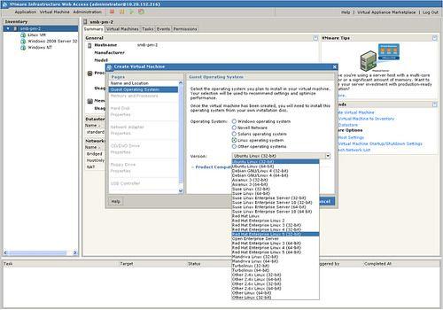 Telecharger Vmware Server